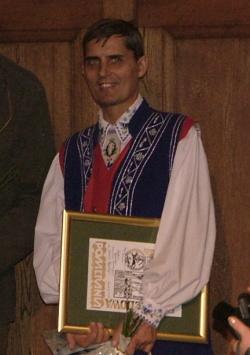 Mark Wałdoch przë nadaniém nôdgrodë Skra Ormuzdowô (gòdnik 2006)